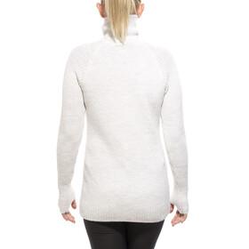 Bergans Ulriken - Midlayer Mujer - blanco